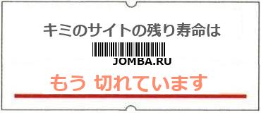 画像:サイト賞味期限(http://jomba.ru)